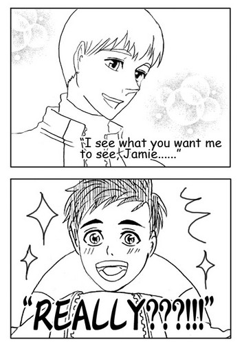 Drarry Comic Part 7