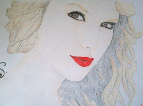 Drawing number 3<3