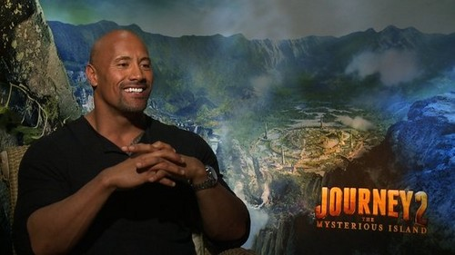 Dwayne Johnson ♥