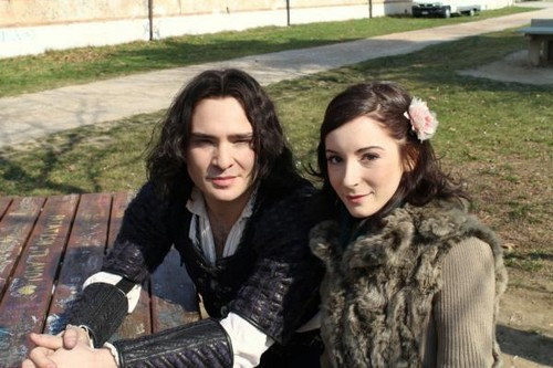 Ed as Tybalt (March 9 2012) Italy - ed-westwick Photo