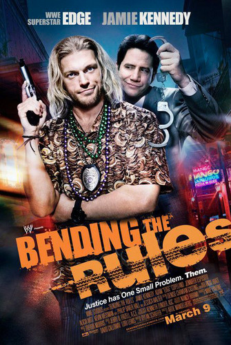 Edge - Bending the Rules Poster