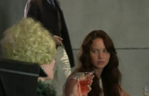 Effie & Katniss