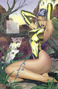 Elizabeth Braddock / Psylocke - x-men Photo