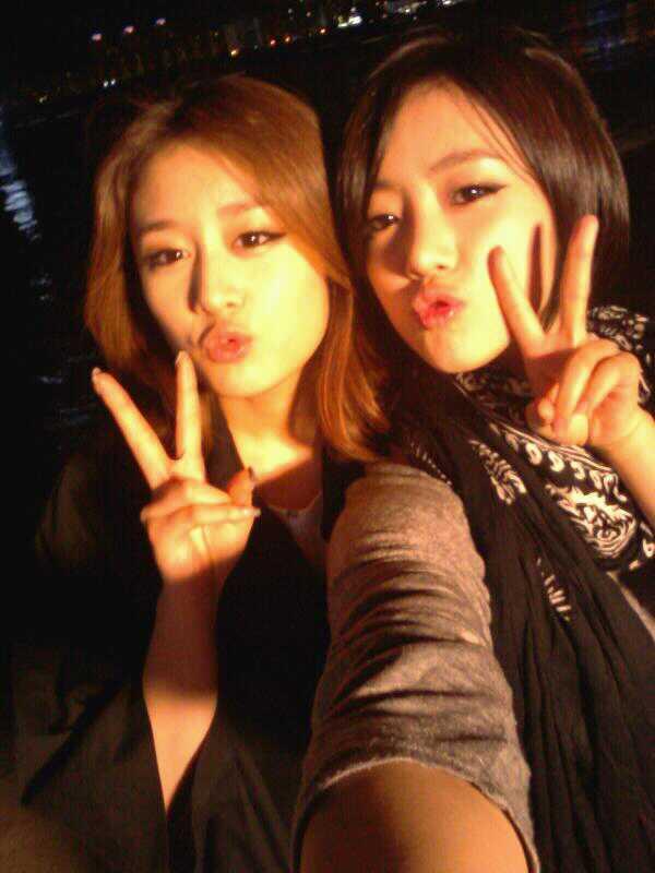 Eun Jung & Jiyeon - T♔ARA (티아라) Photo (29648837) - Fanpop