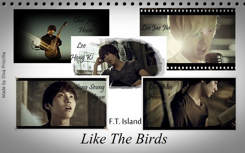 F.T. Island wallpaper probably with anime titled F.T. Island