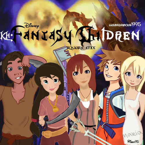 fantaisie Children Cover