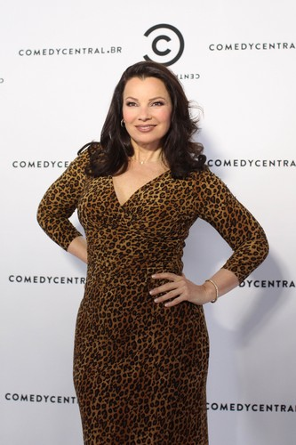 Фрэн Дрешер Обои possibly with a portrait called Fran Drescher