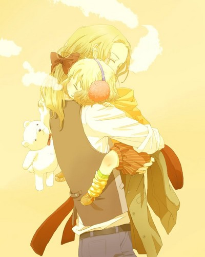 Hetalia Siblings images France and Canada HD wallpaper and background photos