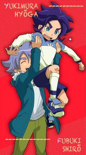 Fubuki is really like a father...