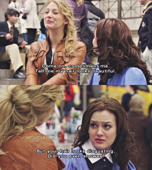 Gossip Girl Quotes Season 2: GG Quotes