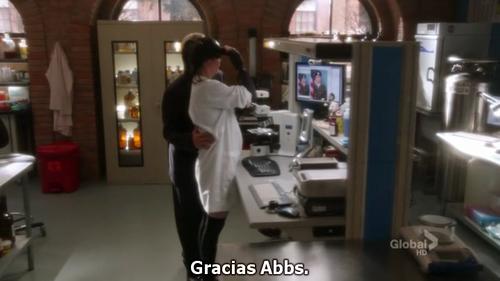 GIBBS + ABBY = GABBY