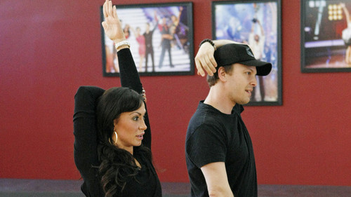 Gavin DeGraw & Karina Smirnoff - dancing-with-the-stars Photo