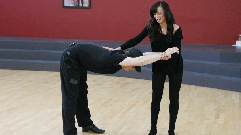 Gavin DeGraw & Karina Smirnoff