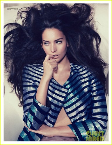 Genesis Rodriguez: &#39;Flaunt&#39; Magazine Feature - actresses Photo