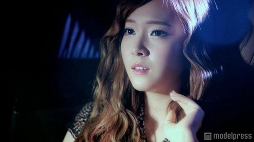"Girls' Generation Jessica ""Time Machine"" PV"