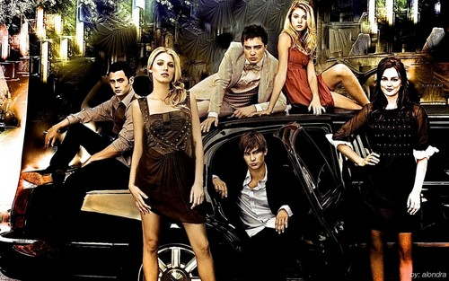 HaleyDewit wallpaper titled Gossip Girl