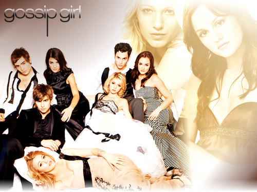 HaleyDewit achtergrond with a bridesmaid entitled Gossip Girl