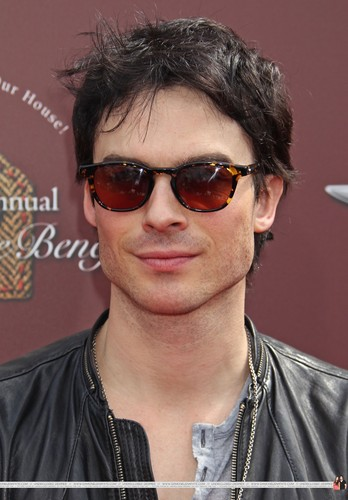 HQ Pics - Ian @ John Varvatos 9th Annual House Benefit - ian-somerhalder Photo