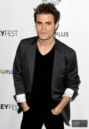 HQ Pics - Paul @ Paleyfest 10th March 2012