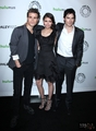 HQ Pics - Paul @ Paleyfest 10th March 2012 - paul-wesley photo