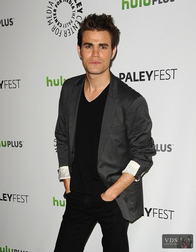 HQ Pics - The Vampire Diaries Cast @ Paleyfest 10 March 2012