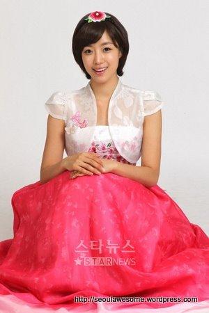 Hanbok Eunjung T♔ara 티아라 Photo 29647897 Fanpop