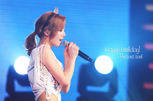 Happy Birthday Taengoo <3