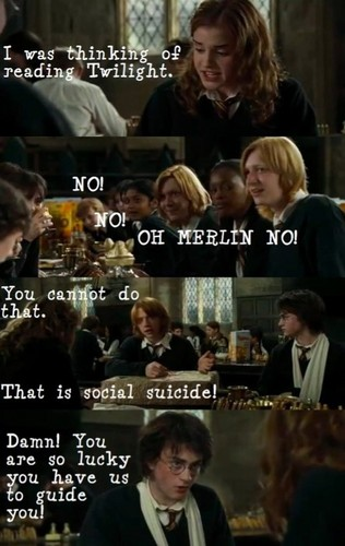 Harry Potter & Mean Girls