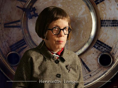 NCIS: Los Angeles Обои titled Henrietta Lange