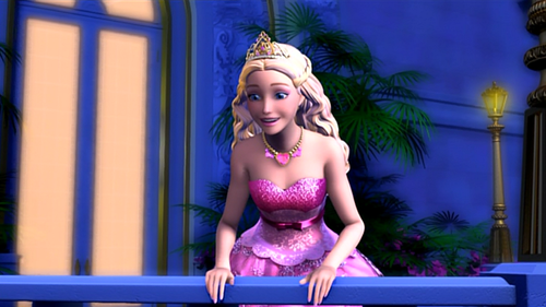 Barbie the Princess and the popstar wallpaper called Highness, Princess Tori