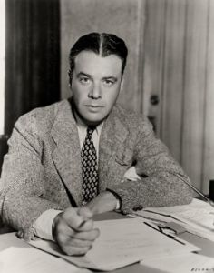 Horace McCoy (April 14, 1897 – December 15, 1955)