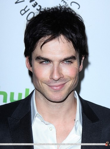 Ian @ Paleyfest 10 March 2012