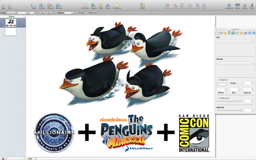 If The Penguins Return to Comic Con