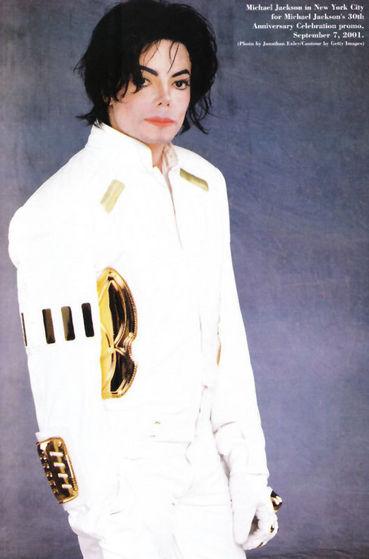 Michael Jackson Invincible Photoshoot - ma