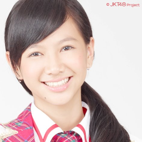 JKT48 wallpaper probably with a portrait titled JKT48 profile