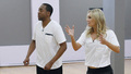 Jaleel White & Kym Johnson