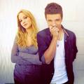 Jen and Josh.