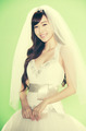 Jessica in wedding dress - k-pop-4ever photo