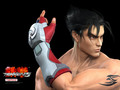 Jin KAZAMA - tekken wallpaper