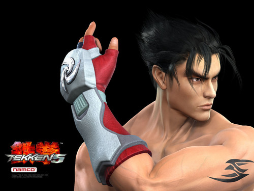 Tekken wallpaper entitled Jin KAZAMA