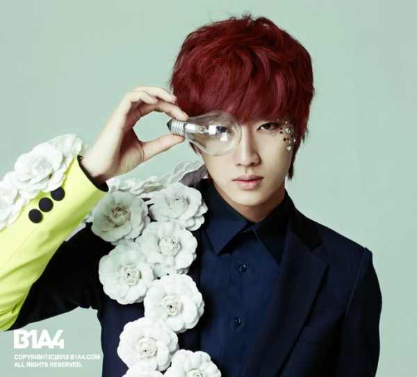 Jinyoung - B1A4 Photo (29605454) - Fanpop B1a4 Sandeul And Baro