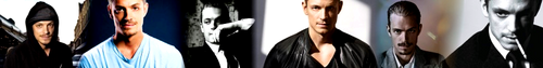 Joel Kinnaman photo called Joel Kinnaman - Banners