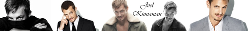 Joel Kinnaman photo entitled Joel Kinnaman - Banners