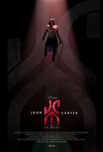 John Carter posters