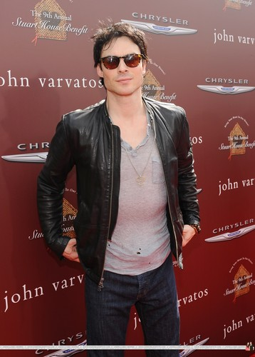 John Varvatos 9th Annual Stuart House Benefit - March, 11