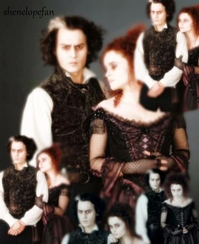 Johnny and Helena