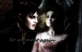 Johnny and Helena - tim-burtons-dark-shadows fan art
