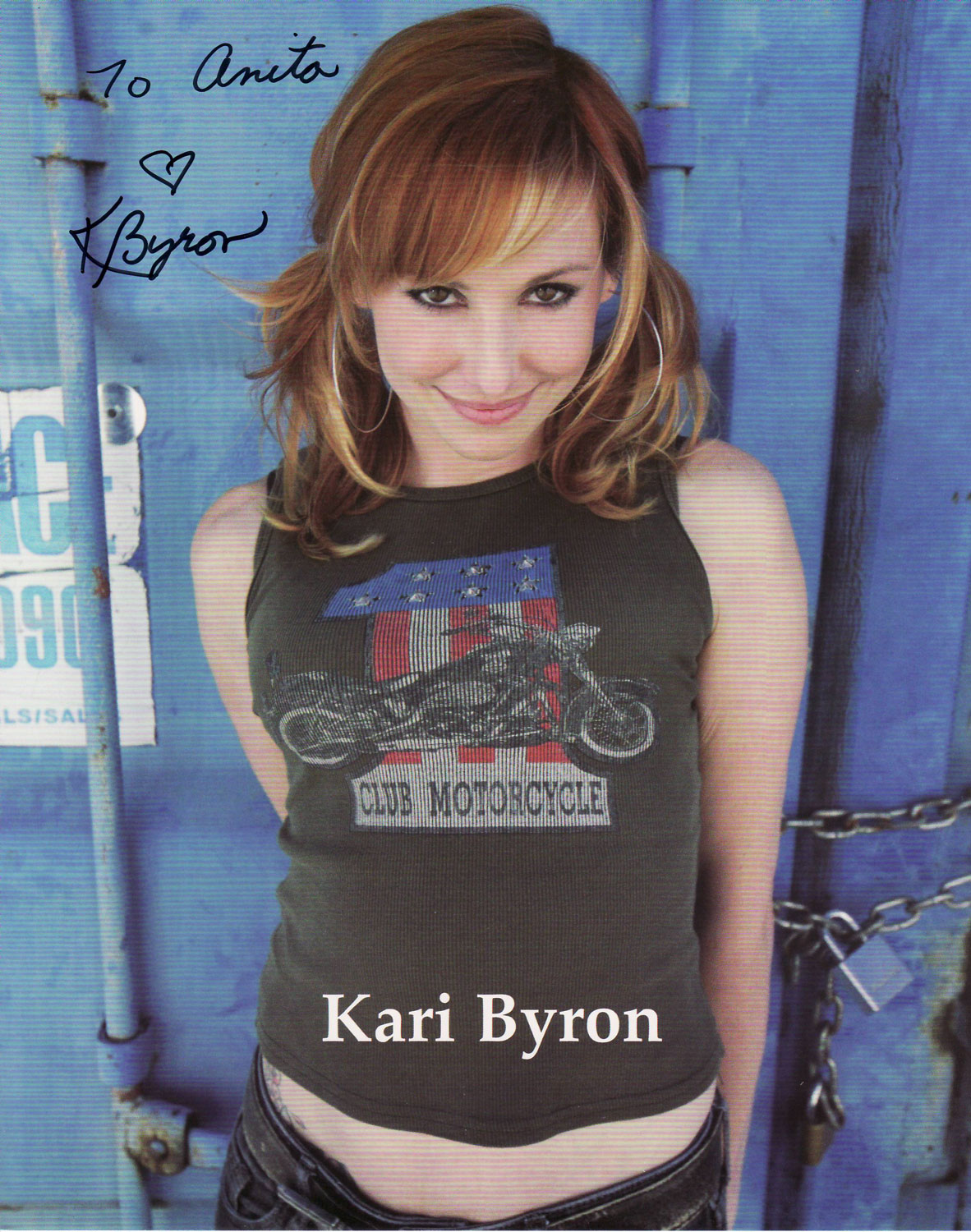 Kari Byron Nude Photos 46