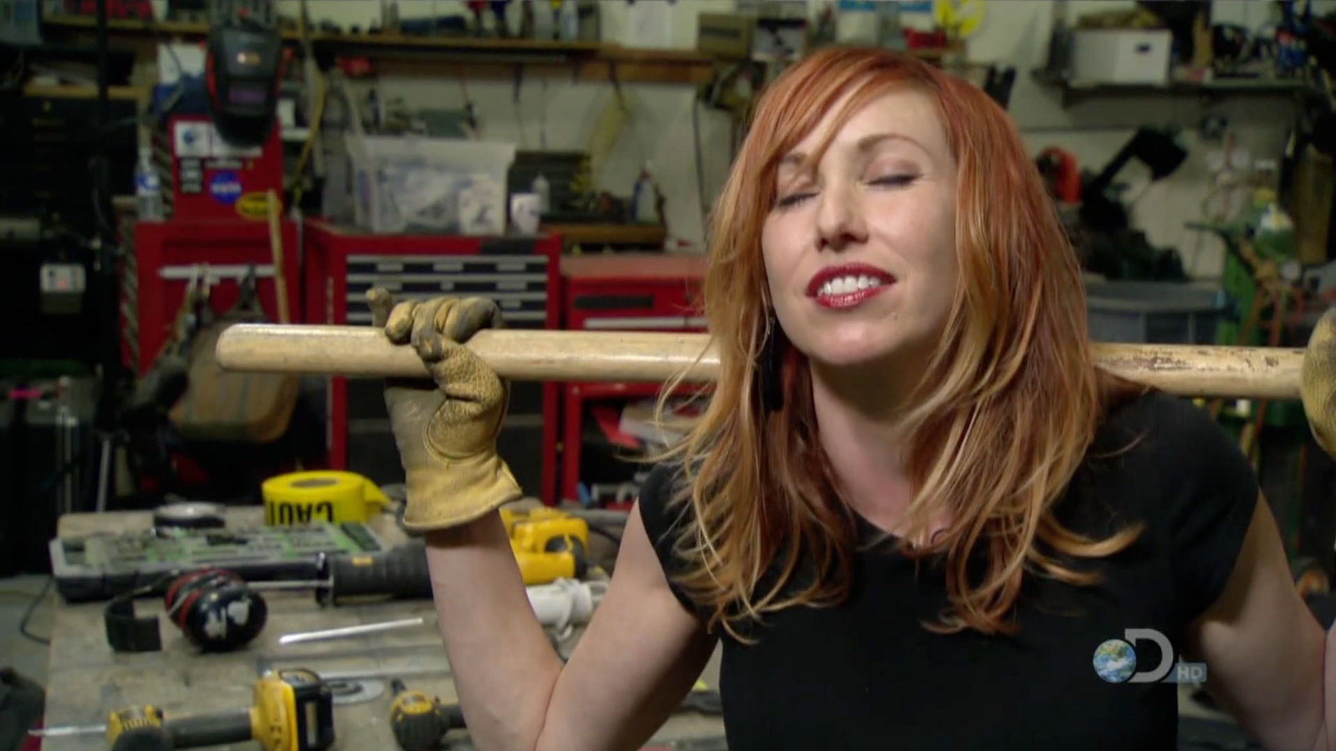 Kari byron wet