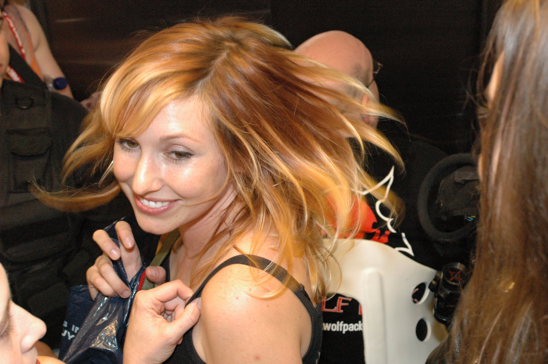 Kari Byron   Kari Byron Photo  29679746    Fanpop fanclubs